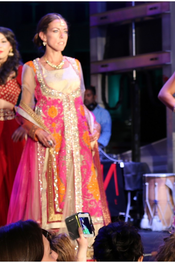 Bridal Jacket Style Lehenga