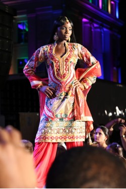 Bridal Multicolored Designer Suit