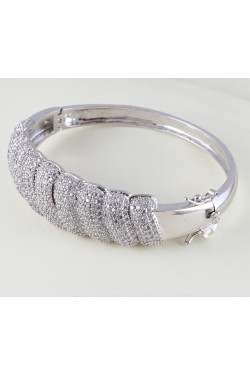 Gorgeous American Diamond Studded Bracelet