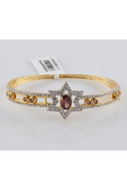 American Diamond Studded Bracelet Dancing Stones