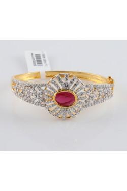 CZ Stone Studded Bracelet