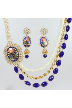 Fusion Multi Layered Necklace Set